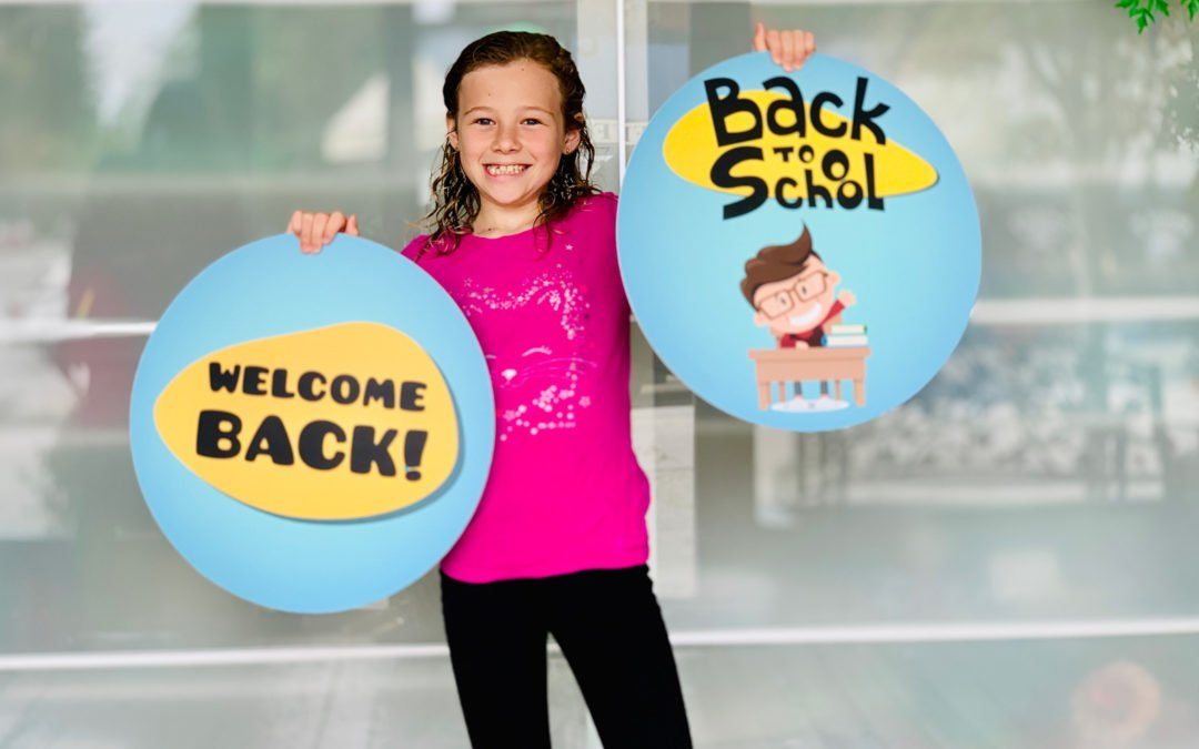Back to School – Fall Term Begins