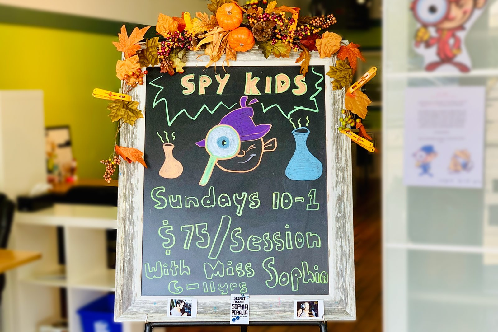 Recruiting Spy Kids Now – Sunday Camp